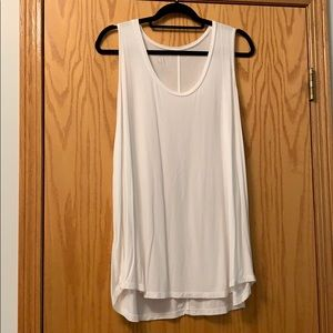 Maurices White Basic Tank - size 2